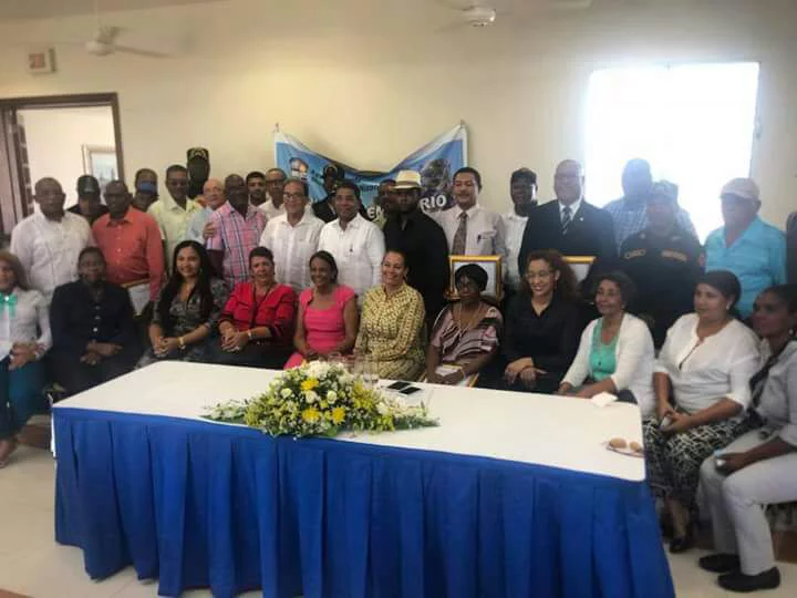 El ayuntamiento de Nizao y el Consejo de Desarrollo Municipal patrocinaron el seminario: NIZAO, 30 AÑOS DE MUNICIPALIDAD.