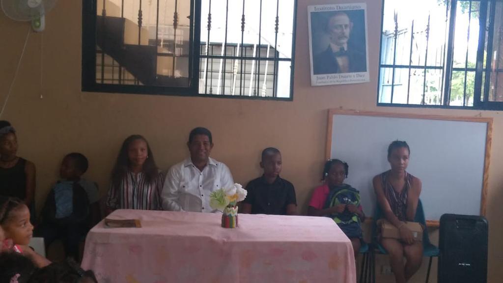 Alcaldia de Nizao da por terminado Campamento Taller sobre reciclaje con la participación de estudiantes de Nizao y Don Gregorio